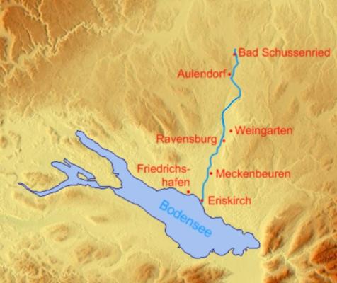 Rotach am Bodensee