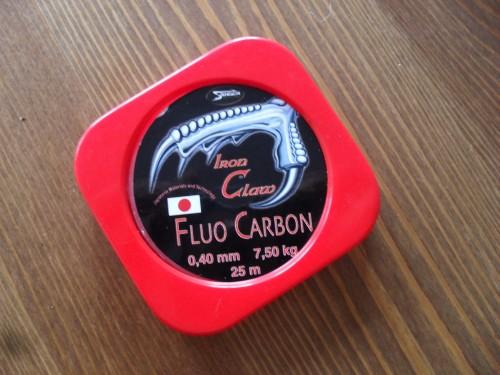 Fluorocarbon zum Rapfenangeln
